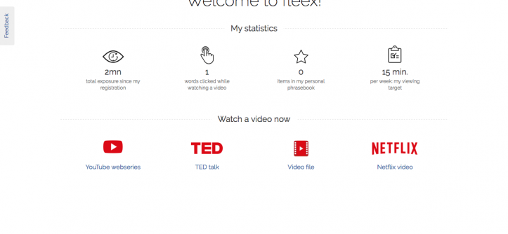 Fleex or how to learn English by watching Netflix