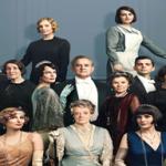 """Downton Abbey"" the Historical period Drama movie."