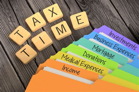 The Importance of Keeping Up With Your Taxes