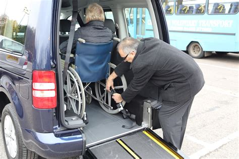 The Benefits of a Wheelchair Accessible Vehicle